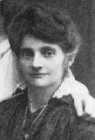<b>Rebecca Rotter</b> (née Maidanek) * 1876 - Rotter_Rebecca